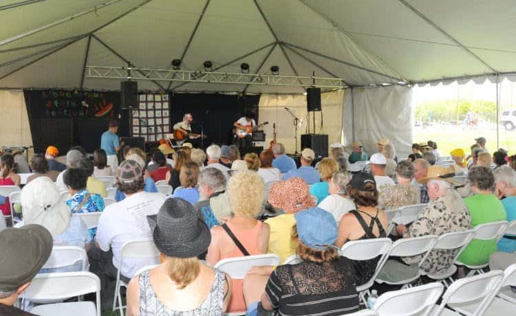 Remington Ryde Bluegrass Festival