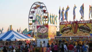 Stanislaus County Fair 2020, a State Fair in Turlock, California