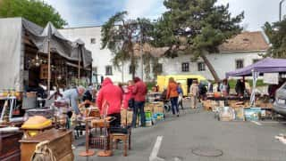 San Jose Flea Market - January