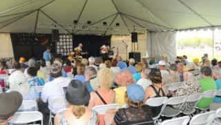 Dillard Bluegrass and Barbeque Festival