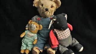 Doll, Bear and Miniature Show