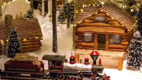 Toy Train, Collectible, Hobby Show/Sale - Brooksville