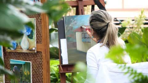 Waterfront Festival Featuring Art & Wine