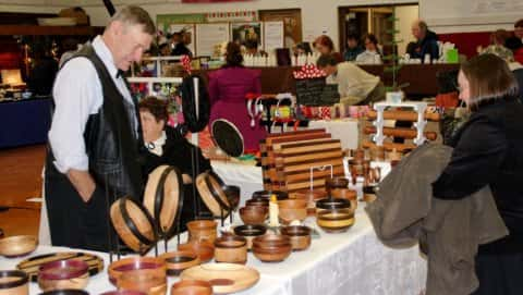 Fall Chester Craft Show