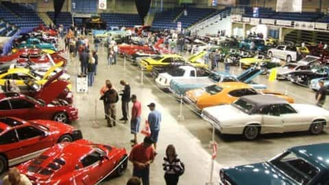 Natchitoches Car Show