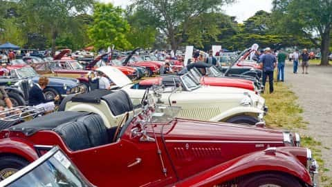 Kinsmen Club Car Show