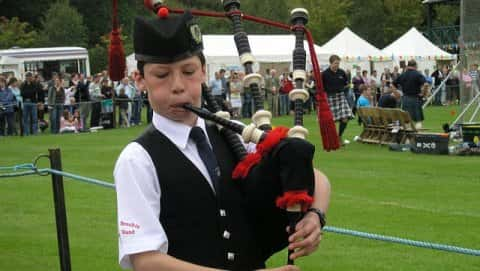 Highland Games and Celtic Music Festival