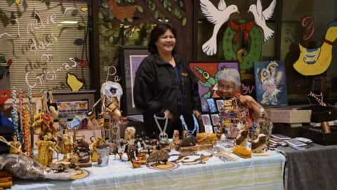 Idaho Artistry in Wood and Gourd Show