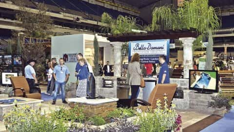 Rhode Island Home, Garden and Flower Show