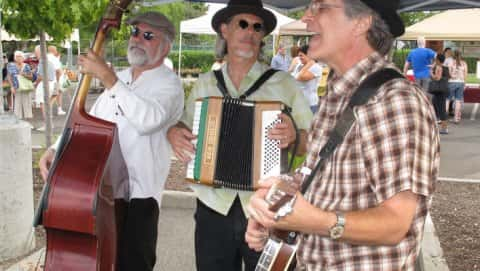 Cane River Zydeco Festival & Poker Run