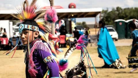 Gallup Inter-Tribal Ceremonial Pow Wow