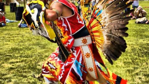 Great Mohican Indian Pow-Wow