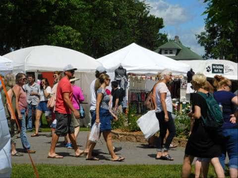 Ely's Blueberry Arts Festival 2020, a Craft Show in Ely