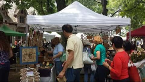 Historic Hermitage Outdoor Craft Show