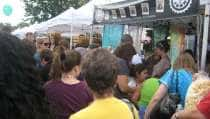 Nyack's Famous Street Fair - May