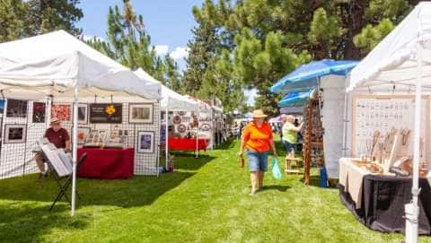 The Great Truckee Artisans Fair