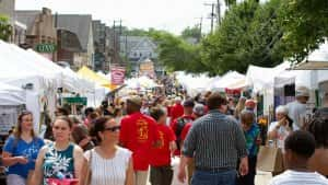 Historic Occoquan Fall Arts and Crafts Show