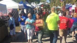 Palm Coast Strawberry Fest