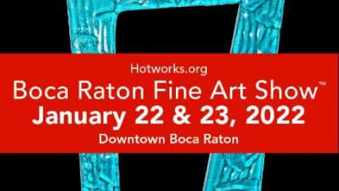 Boca Raton Fine Art Show ™ - January