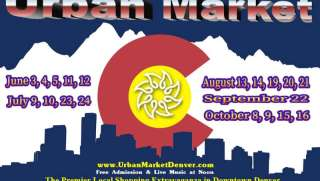 Urban Market - October