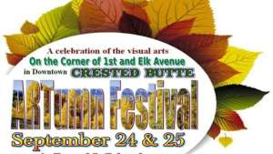 Artumn Festival in Crested Butte