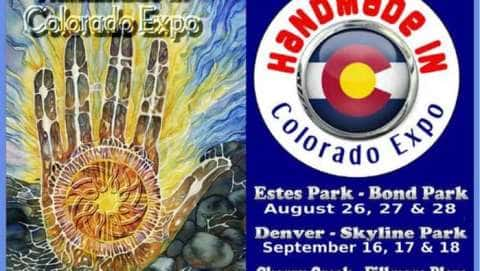 Handmade in Colorado Expo in Estes Park