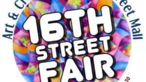 Sixteenth Street Fair - October