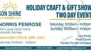 Holiday Craft & Gift Show - Norris Penrose Event Center