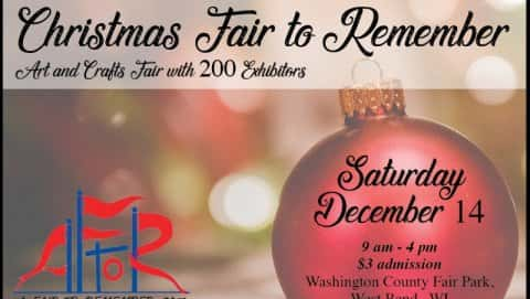 Christmas Fair to Remember