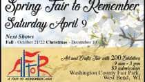 Spring Fair to Remember