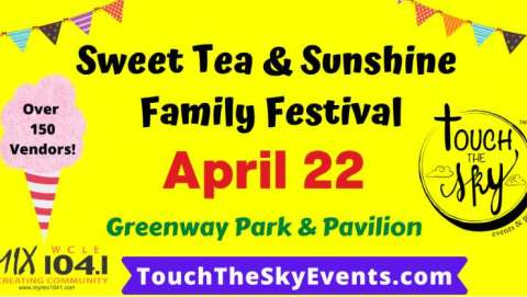 Sweet Tea & Sunshine Family Festival and Craft Fair