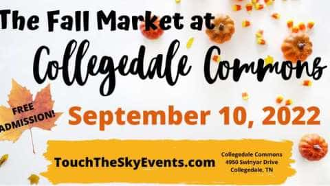 The Fall Market at Collegedale Commons
