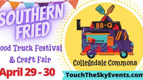 Southern Fried Food Truck Festival & Craft Fair