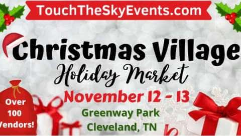Christmas Village Holiday Market