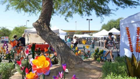 Silverbell Art & Crafts Festival Tucson