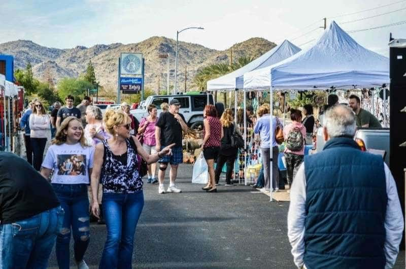 Ahwatukee Az Arts & Crafts Festival - March