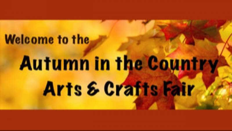 Thirteenth Autumn in the Country Arts & Crafts Fair