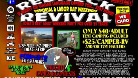 Red Neck Revival - Labor Day Weekend
