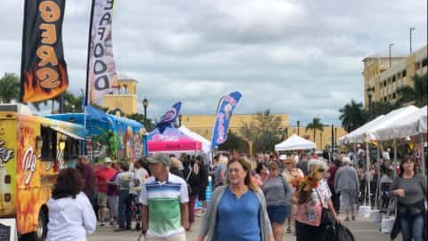 Port Saint Lucie Winter Art & Craft Expo