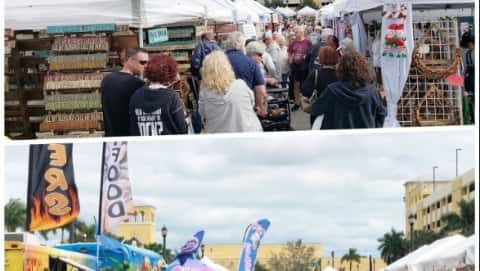 Vero Beach, FL Holiday Art & Craft Expo