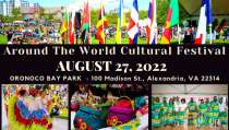 Around the World Cultural Food Festival