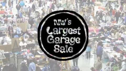 NW'S Largest Garage Sale & Vintage Sale - April