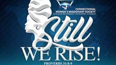 Women's Missionary Society Executive Board Meeting