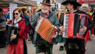 German Christmas Market & Festival