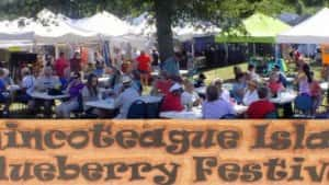 Chincoteague Blueberry Festival