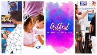 Twenty-Second Artfest in the Pines