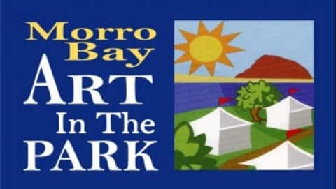 Morro Bay Art in the Park - July