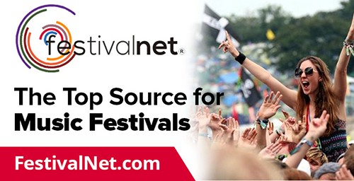 The Top Source for Music Festivals!