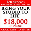 Art Calendar Studio Makeover Contest