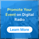 Promote Your Event on Digital Radio